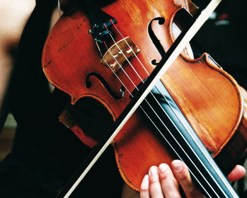 Création Brochure écoles de musique à Strasbourg