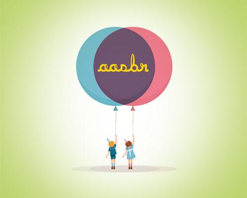 Création, illustrations, identité visuelle, logo, accueil petite enfance