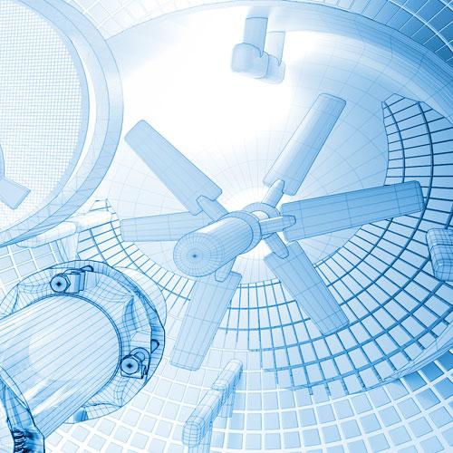 Création, modélisation et rendu 3D, Visuel 3D pour le nouveau site De Dietrich Process Systems le fournisseur leader mondial d'équipements