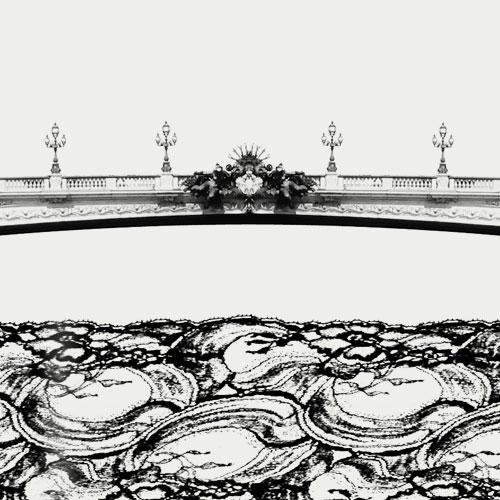 Création identité visuelle Ecocup 1664, brasserie Faust sous le pont Alexandre III