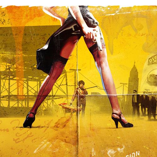 création, compositing, montage image flyer, carton d'invitation exposition, carte de voeux