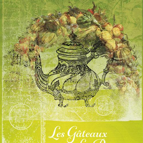 Création Carte des gâteaux et boissons pâtisserie Christian à Strasbourg