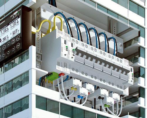 Création, modélisation et rendu 3D, Bâtiment de santé, Netys RT, solutions Socomec à Benfeld