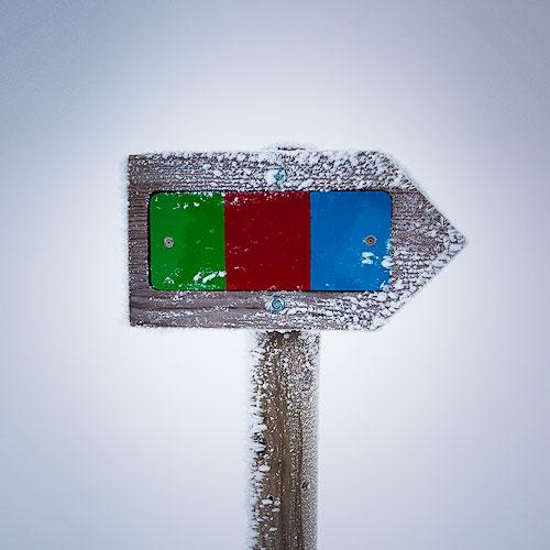 Photographie Les Vosges sous la neige