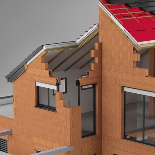 Wienerberger, leader mondial de la terre cuite : mur, toiture, façade. Architecture, construction